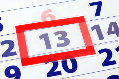 calendar date showing outrunning business time         photo