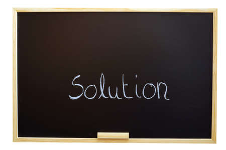 find a solution for your business problem                                     Stock Photo - 5952430