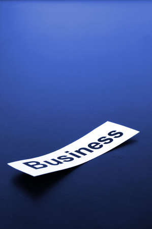 wor: word business  and copyspace wor text message                                     Stock Photo