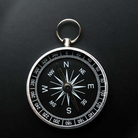 compass showing the right direction in business and finance Stock Photo - 6142355