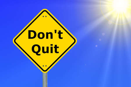 seguir adelante: dont salga y seguir adelante con su �xito y objetivo
