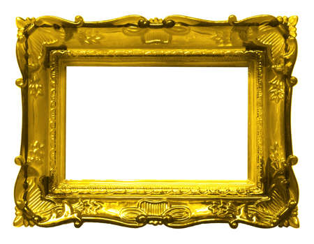 empty image frame with blank white copyspace for your picture Stock Photo - 7055650
