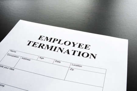 Termination Of Employment Images Pictures Royalty Free – Termination of Employment