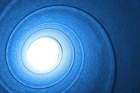 fractal: light swirl background showing die or death concept
