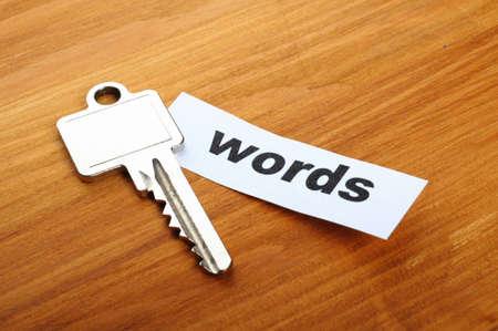 metadata: ricerca parola chiave parole chiave seo o metadati concetto mostrando internet dati  Archivio Fotografico