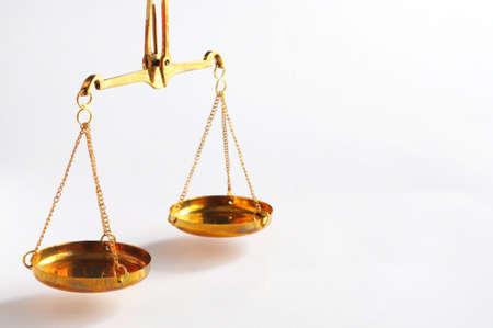 justiz: Sclaes with Copyspace zeigt Gesetz Justiz oder Gericht Konzept