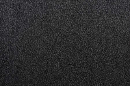 cuir: surface de fond de texture en cuir noir ou papier peint avec atelier