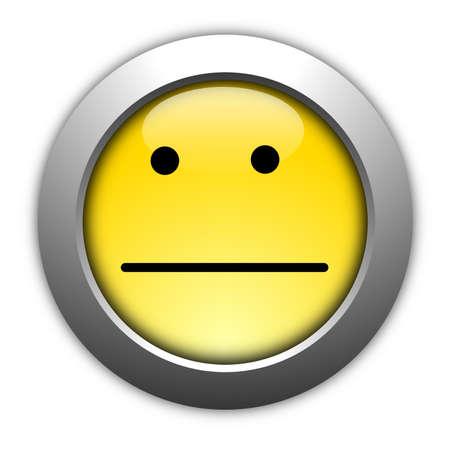 web survey: concepto de encuesta de satisfacci�n de encuesta o cliente con bot�n smilie Foto de archivo