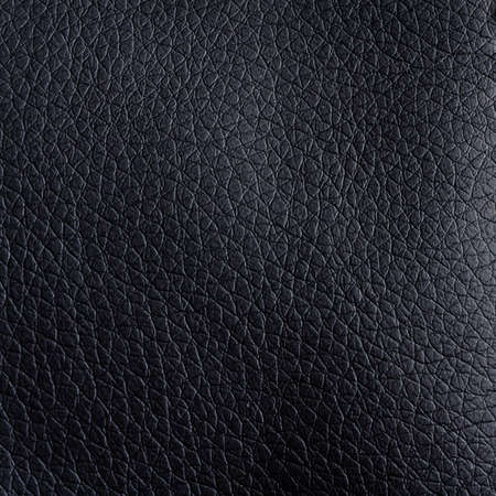 black leather texture background surface or wallpaper with copyspace Reklamní fotografie
