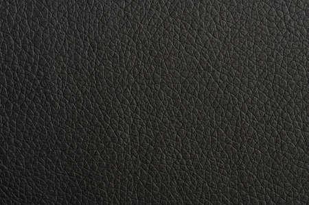 schwarzem Leder Textur Hintergrund Oberfläche oder Wallpaper with copyspace