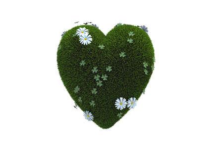 green Heart photo