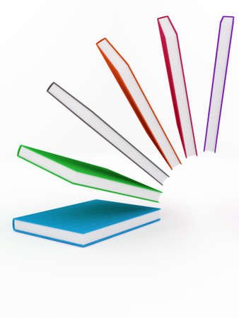 colorful Hardcover Books
