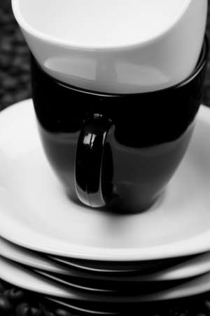 cups of coffee photo