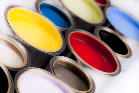The colors of the rainbow Stock Photo - 4929190