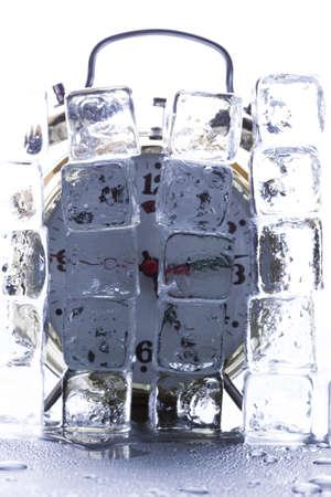 icecubes: Freeze time