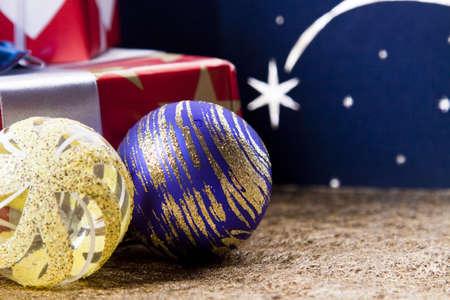 Christmas tree ornaments   Stock Photo - 6128383