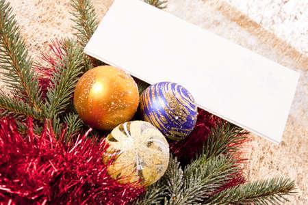 Christmas tree ornaments   Stock Photo - 6128388