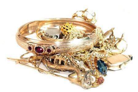 scrap trade: Rottami d'oro