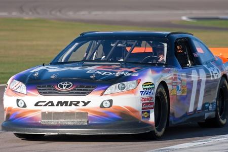 richard: Richard Petty Driving School Experience Nascar on track in Las Vegas Motor Speedway