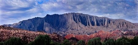 xinjiang: Kuche Grand Canyon, Xinjiang, China