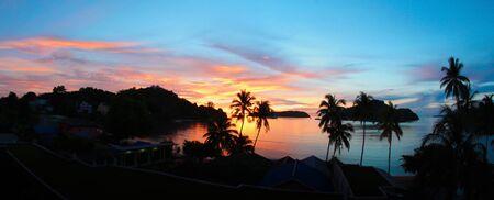 phuket: Phuket Island sunset shine