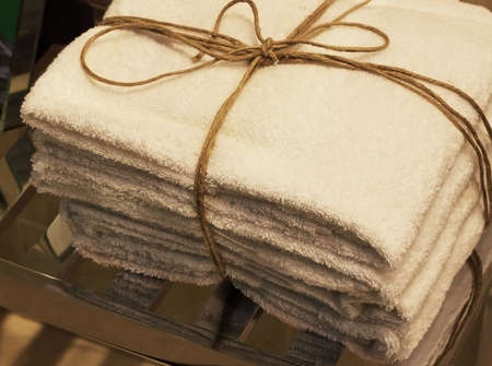 zastąpić: clean terry towels to replace