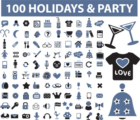 100 holidays