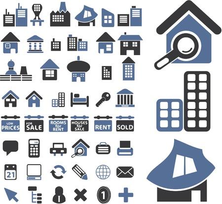 icone immobilier: signes de biens immobiliers 50