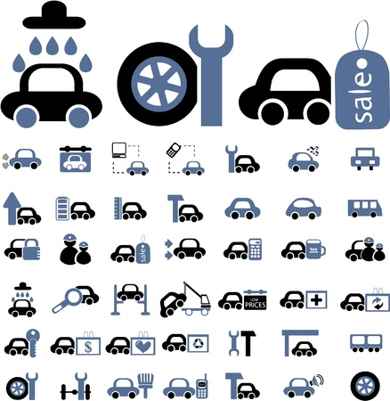 cars signs