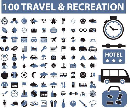 100 travel Imagens - 8905024