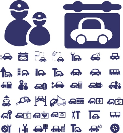Auto-Zeichen