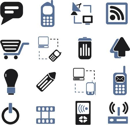 wifi access: insieme di segni di comunicazione