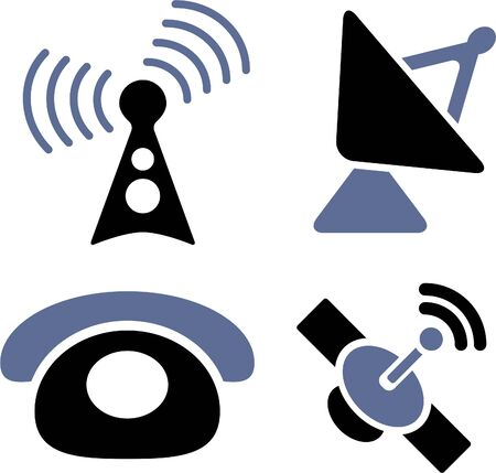internet  broadband: communication identity signs