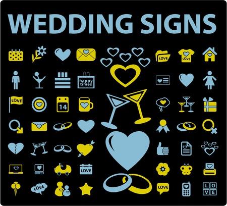 wedding signs Stock Photo - 8953085