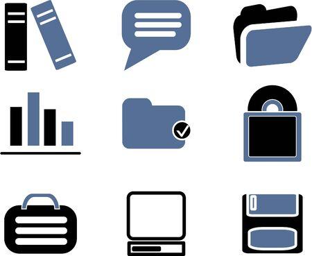 business presentation signs Imagens - 8953055