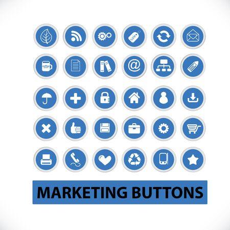 smm: marketing buttons