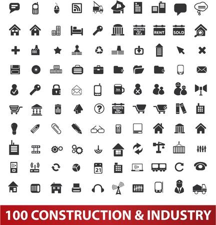 100 architecture, construction