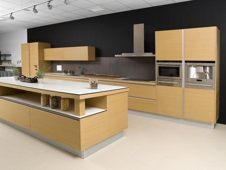 furniture detail: Detail of kitchen furniture