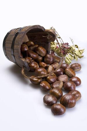 Chestnuts photo
