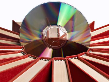 medium close up: Audiobook concept