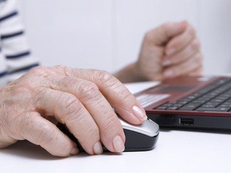 Elderly person\\