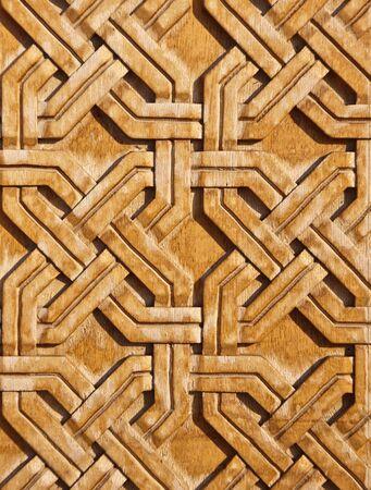 floor coverings: Wooden pattern