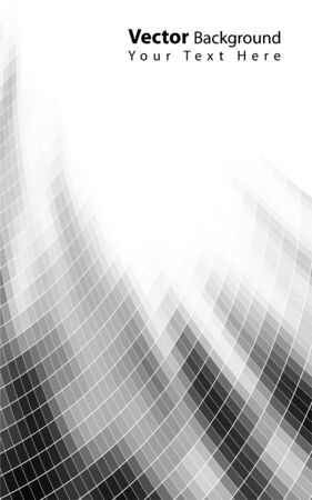 distorted: Beautiful vector abstract background