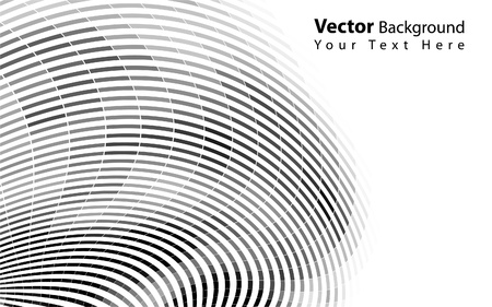 grayscale: Vector abstract background