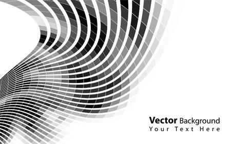 Fondo abstracto de vectores