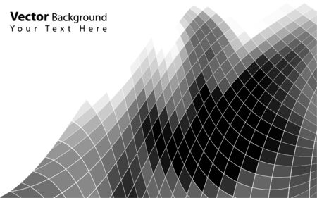 grayscale background: Vector abstract grayscale background