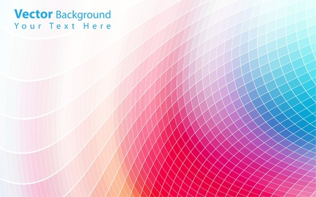 Vector colorful abstract background Stock Vector - 10317380