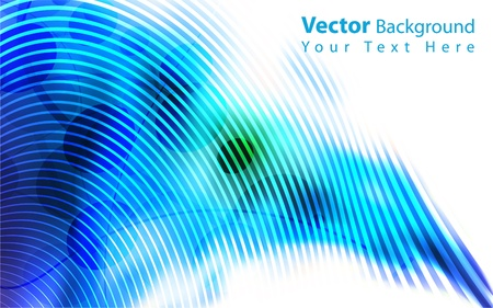 EPS10 Vector colorful abstract background Illustration