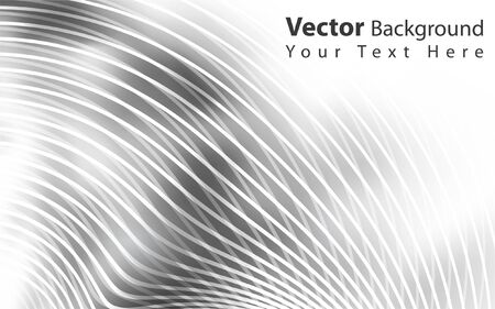 EPS10 Vector grayscale abstract background Vector