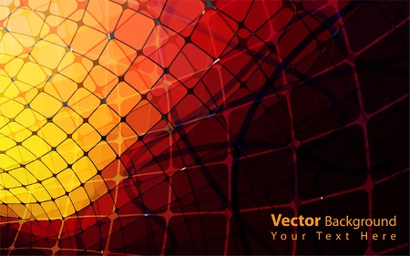 EPS10 Vector colorful abstract background Vettoriali